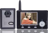 Wireless Visual Intercom System