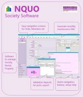 NQuo Society Software