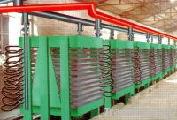 rock wool board production line