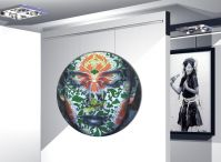 Wall Mounted Systems - Art Hanging