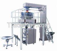 Automatic Candy Coffee Bean Rice Dumpling Packaging Machine