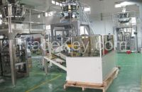 Automatic Industrial Pipe Fittings Toys Granule Packaging Machine System