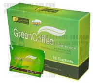 Green Coffee Pure Black--free shipping, new product, herbal slimming