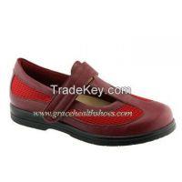 Stylish diabetic shoe (9611075-2)
