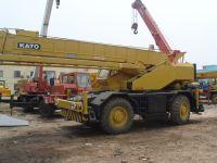 used KATO crane KR-25H 25T