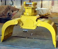 Excavator attachment Grasper /Grab