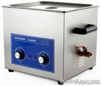 Tabletop ultrasonic cleaner