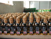 OEM chinese factory custom kinds of resin bobble head statue