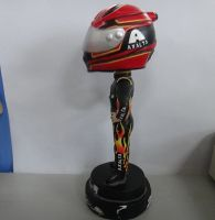OEM chinese factory custom racing driver bobble heads ,bobblehead resin