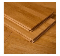 Vertical or Horizontal Matt Carbonized Bamboo Flooring 15mm or 17mm