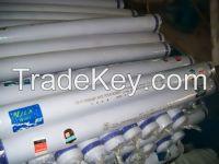 Polyester/cotton poplin fabric 45x45 110x76 150cm