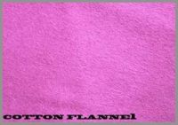 Dyed colors 100%cotton flannel, brushed cotton fabric