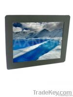 12 inch touch panel mount screen monitor