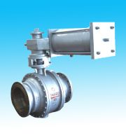 Pulverized Coal Pneumatic Ball Valve