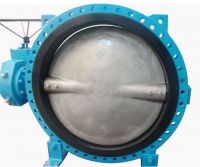 Mid-Line Butterfly Valve