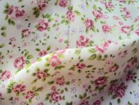 spun printed polyester fabric/tulle fabric