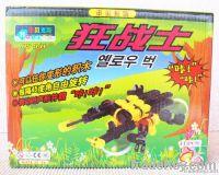 3D Jigsaw Puzzles similar Lego Berserker Fighter Transformer Robot Blo