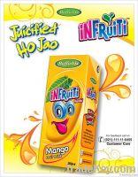 Buffield Infruiti Funki Mango Fruit Drink