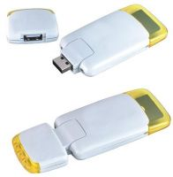 USB Card Reader W/Flashlight