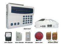8 Zones Wireless Alarm System