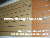 Grooved Board