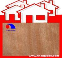 Natural Wood Rotary Cut Hardwood Face Veneer / MLH Face Veneer - Titan Globe