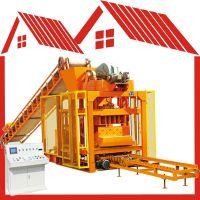 QT4-25 Semi-Automatic Block Machine/Brick Making/Hollow Block Making Machine Line