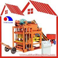 QTJ4-28 Hollow Brick Making Machine
