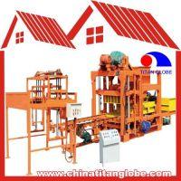 QTJ4-25C Block Forming Machine