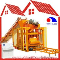 QTJ4-25 Block Forming Machine