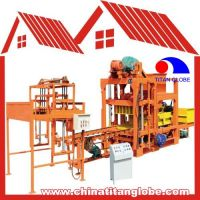 QTJ4-25C Brick Making Machine