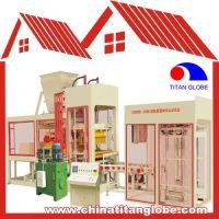 QTJ6-15 Block Forming Machine With Good Quality