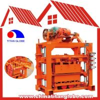 Brick Making Machine QTJ4-30B