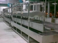 Water boiling production line