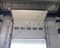 Sectional Overhead doors,