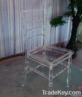 Acrylic Clear Chairs