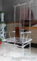 Acrylic Hotel Chairs