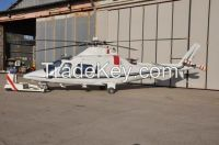 USED HELICOPTER IN PERFECT CONDITION FOR SALE/LEASE: