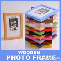 Fashion Solid Wooden Photo