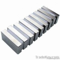 block magnet with countersink