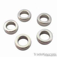 Rare-earth ring magnet