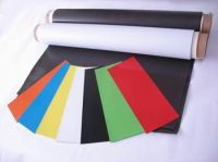 Flexible  rubber  magnets  with  Pvc