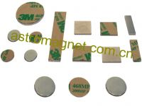 Ndfeb  magnet  with  strong  3M  Self  Adhesive