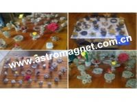 Magnetic   Balls  Made  of  Ndfeb  magnet Measures  5mm Neocube