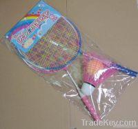 Giant children badminton racket