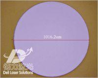 Precision laser etching