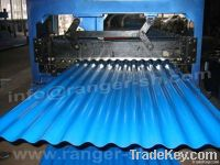 Corrugated Sheet Forming Machine Made by Shanghai Allstar