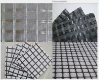 Geocomposite (Geogrid 30kn composite with Geotextile120G )