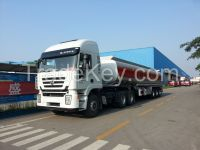 9363GYY _36000L Tanker Semi-Trailer with 3 axles for Fuel or Diesel Liqulid