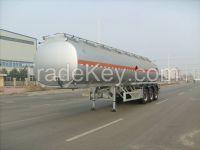 Carbon Steel Tanker Semi-Trailer